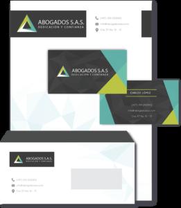 Papelería Comercial, membrete, tarjetas personales, sobre de manila corporativos - Trocol Impresores